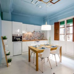 Апартаменты Valencia Flat Rental - Apartment Historical Center в номере