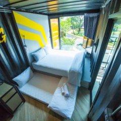 Отель Hivetel Таиланд, Бухта Чалонг - отзывы, цены и фото номеров - забронировать отель Hivetel онлайн интерьер отеля фото 3