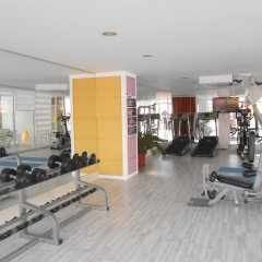 Blue Paradise Side Hotel - All Inclusive Сиде фитнесс-зал