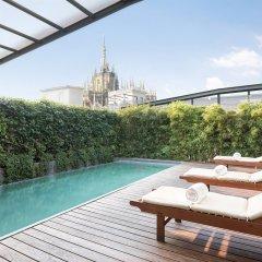 Hotel De La Ville бассейн фото 3