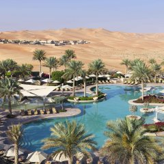 Отель Anantara Qasr Al Sarab Resort And Spa Оазис Лива бассейн фото 2