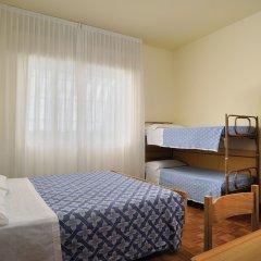 Hotel Capri Римини комната для гостей фото 6