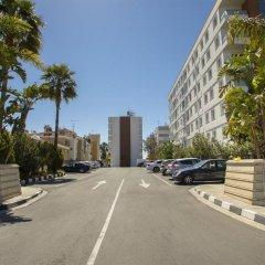 Harmony Bay Hotel парковка