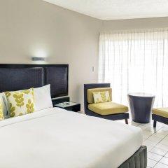 Отель Mercure Nadi Фиджи, Вити-Леву - отзывы, цены и фото номеров - забронировать отель Mercure Nadi онлайн комната для гостей фото 4