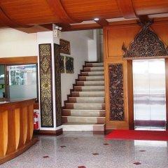 Отель P72 Hotel Таиланд, Паттайя - отзывы, цены и фото номеров - забронировать отель P72 Hotel онлайн интерьер отеля фото 2