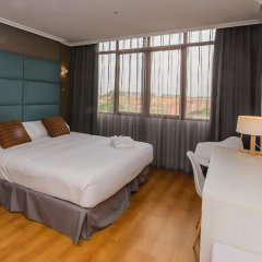 Hotel Pax Guadalajara комната для гостей фото 4