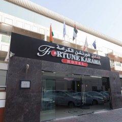 Fortune Karama Hotel городской автобус