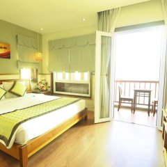 Отель Green Heaven Hoi An Resort & Spa Хойан комната для гостей