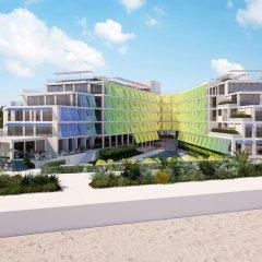 Отель W Ibiza балкон