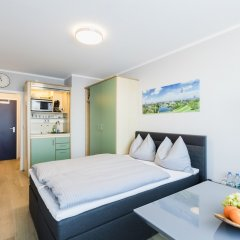 Отель Centerroom Zwilling01 комната для гостей