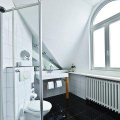 Отель Frühlings-Hotel Германия, Брауншвейг - отзывы, цены и фото номеров - забронировать отель Frühlings-Hotel онлайн ванная