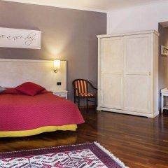 Отель Inn Rome Rooms & Suites комната для гостей фото 2