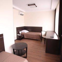 Inter HOTEL Самара комната для гостей фото 7