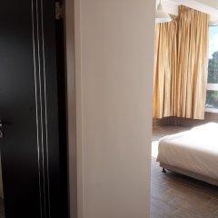 Апартаменты Marom Carmel Center Apartments Хайфа комната для гостей фото 5