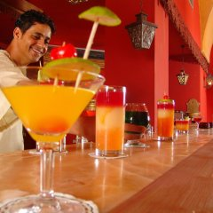 Отель El Wekala Aqua Park Resort гостиничный бар