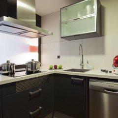 Апартаменты Suites Center Barcelona Apartments в номере