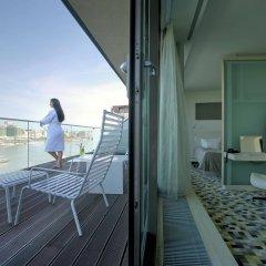 Lanchid 19 Design Hotel балкон