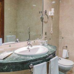 Отель Sercotel Guadiana Испания, Сьюдад-Реаль - 1 отзыв об отеле, цены и фото номеров - забронировать отель Sercotel Guadiana онлайн ванная