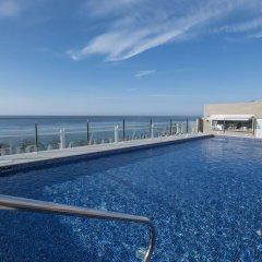 Отель Rosamar Maritim Испания, Льорет-де-Мар - 1 отзыв об отеле, цены и фото номеров - забронировать отель Rosamar Maritim онлайн бассейн