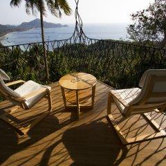Отель Monkey Flower Villas Таиланд, Остров Тау - отзывы, цены и фото номеров - забронировать отель Monkey Flower Villas онлайн пляж фото 2