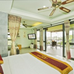 Отель Huyen Tra Que Homestay комната для гостей фото 5