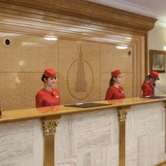 Рэдиссон Коллекшен Отель Москва спа
