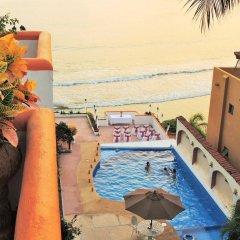 Отель Casa Sun And Moon Сиуатанехо бассейн фото 2