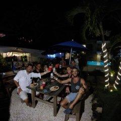 Отель Sayab Hostel Мексика, Плая-дель-Кармен - отзывы, цены и фото номеров - забронировать отель Sayab Hostel онлайн питание фото 2