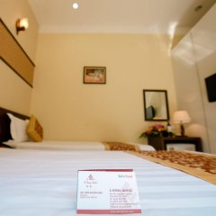 Dong A Hotel Ханой комната для гостей