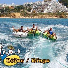 Апартаменты Apartment With 2 Bedrooms in Albufeira, With Wonderful sea View, Pool спортивное сооружение