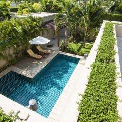 Отель The Residence Resort & Spa Retreat бассейн фото 2