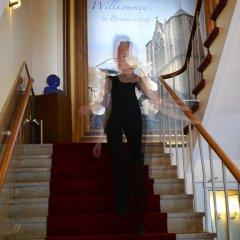 Отель Frühlings-Hotel Германия, Брауншвейг - отзывы, цены и фото номеров - забронировать отель Frühlings-Hotel онлайн удобства в номере фото 2
