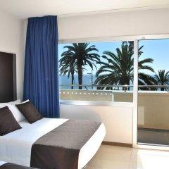 Отель URH Hotel Excelsior Испания, Льорет-де-Мар - 4 отзыва об отеле, цены и фото номеров - забронировать отель URH Hotel Excelsior онлайн комната для гостей фото 2