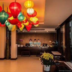Отель Vinh Hung Emerald Resort интерьер отеля