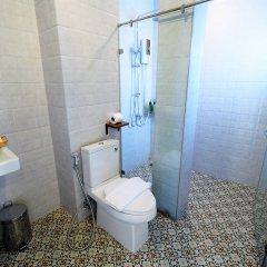 Хостел Siri Poshtel Bangkok ванная