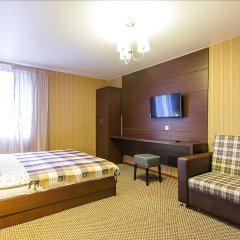 Мини-отель Ля Менска Минск комната для гостей фото 3