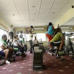 Отель EEMJM Hotels and Suites Limited фитнесс-зал фото 2