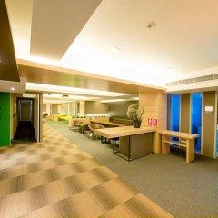 Отель Myhotel Cmyk@Ratchada детские мероприятия