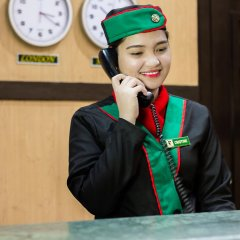Отель Eurotel Makati Филиппины, Макати - отзывы, цены и фото номеров - забронировать отель Eurotel Makati онлайн интерьер отеля фото 2
