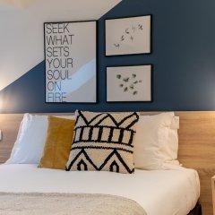 Апартаменты Sweet inn Apartment - Luxembourg Брюссель комната для гостей фото 4