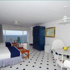 Hotel Elcano Acapulco Акапулько комната для гостей фото 2