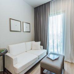 Отель Dlux Condominium Таиланд, Бухта Чалонг - отзывы, цены и фото номеров - забронировать отель Dlux Condominium онлайн комната для гостей фото 2
