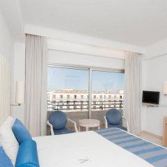 Отель Vrissiana Beach Hotel Кипр, Протарас - 1 отзыв об отеле, цены и фото номеров - забронировать отель Vrissiana Beach Hotel онлайн комната для гостей фото 5