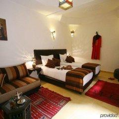 Отель Riad Sacr Марокко, Марракеш - отзывы, цены и фото номеров - забронировать отель Riad Sacr онлайн комната для гостей фото 2