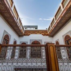 Отель Dar Al Andalous Марокко, Фес - отзывы, цены и фото номеров - забронировать отель Dar Al Andalous онлайн балкон