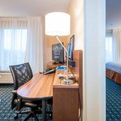 Отель Fairfield Inn & Suites Meridian удобства в номере фото 2