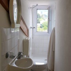 Отель Nice Booking - FABRINICE Port Studette Франция, Ницца - отзывы, цены и фото номеров - забронировать отель Nice Booking - FABRINICE Port Studette онлайн ванная
