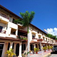 Bavaro Punta Cana Hotel Flamboyan парковка