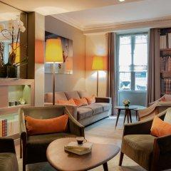 Отель Le Tourville Eiffel Франция, Париж - отзывы, цены и фото номеров - забронировать отель Le Tourville Eiffel онлайн интерьер отеля