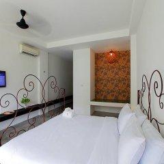Отель Surintra Boutique Resort 3* Номер Делюкс разные типы кроватей фото 2